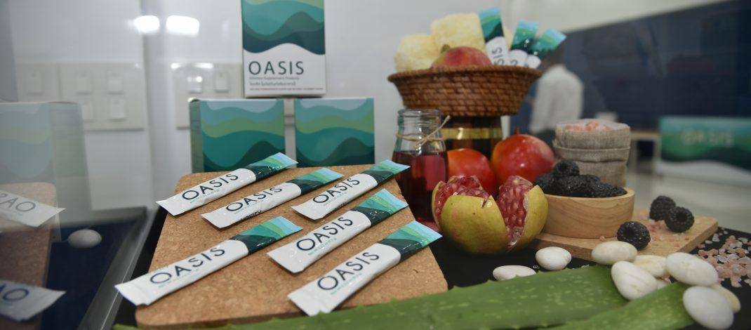 UNICITY Launch 'OASIS'