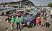 'ตลาดไทช่วยไทยสู้ภัยCOVID19' จัดรถพุ่มพวงวิ่งตรงถึงบ้านลูกค้า
